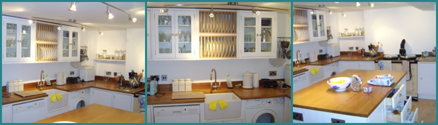 Kitchens In Edinburgh And East Lothian; Edinburgh Kitchen Design ...